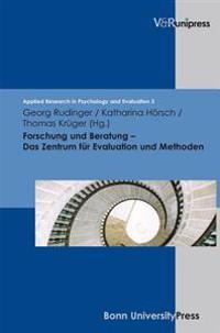 Forschung Und Beratung - Das Zentrum Fur Evaluation Und Methoden