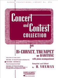 Concert and Contest Collection: Baritone