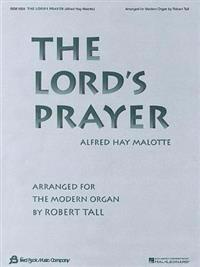 The Lord's Prayer: Arranged for the Modern Organ