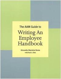 The Aam Guide to Writing an Employee Handbook