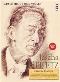 Jascha Heifetz - Favorite Encores: Music Minus One Violin