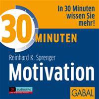 30 Minuten für mehr Motivation / CD