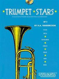 Trumpet Stars, Set 2 [With CD (Audio)]