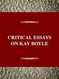 Critical Essays on Kay Boyle