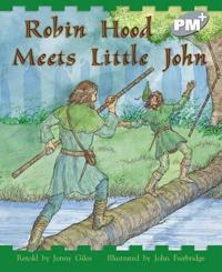 Robin Hood Meets Little John
