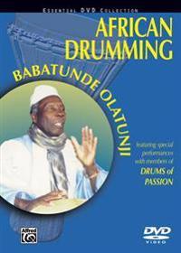 African Drumming: DVD