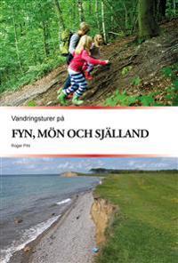Vandringsturer på Fyn, Mön och Själland