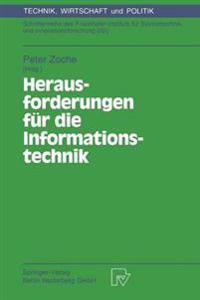 Herausforderungen Fur Die Informationstechnik