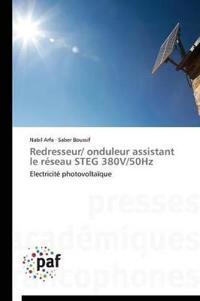 Redresseur/ Onduleur Assistant Le Reseau Steg 380v/50hz