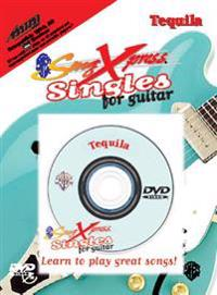 Songxpress Singles for Guitar -- Tequila: Minidvd