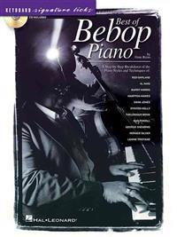 Best of Bebop Piano: Keyboard Signature Licks