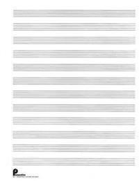 Musipack 3 Ring Filler No. 1: 12-Stave: Passantino Manuscript Paper