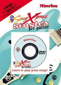 Songxpress Singles for Guitar -- Miserlou: Minidvd