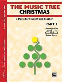 The Music Tree Christmas: Part 1 -- 7 Duets for Student and Teacher