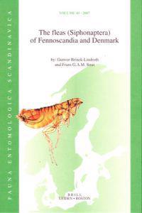 The Fleas (Siphonaptera) of Fennoscandia and Denmark