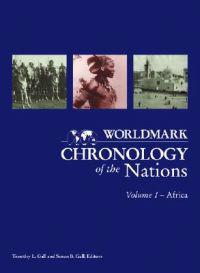 Worldmark Chronology of the Nations