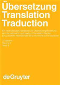 Übersetzung - Translation - Traduction. 3. Teilband