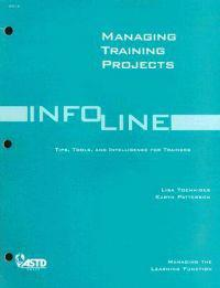 Managing Training Projects