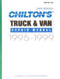 Truck & Van Repair Manual 1995-1999 - Perennial Edition
