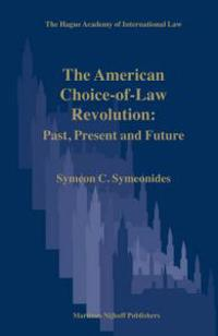 The American Choice-of-law Revolution in the Courts