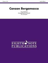 Canzon Bergamasca: Score & Parts