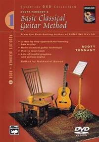 Basic Classical Guitar Method, Bk 1: From the Best-Selling Author of Pumping Nylon, DVD