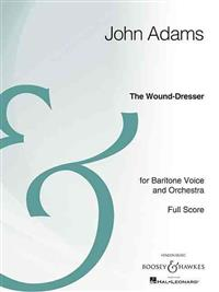 The Wound-Dresser: Baritone Voice and Orchestra Full Score Archive Edition