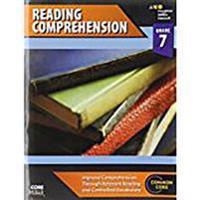 Steck-Vaughn Core Skills Reading Comprehension: Workbook Grade 7