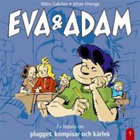 Eva & Adam : en historia om plugget, kompisar och kärlek