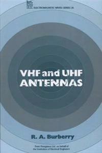 VHF and UHF Antennas