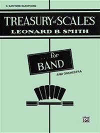 Treasury of Scales for Band and Orchestra: Bassoon