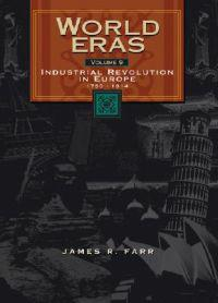 The Industrial Revolution in Europe, 1750-1914