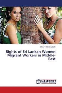 Rights of Sri Lankan Women Migrant Workers in Middle-East