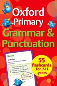 Oxford Primary Grammar & Punctuation Flashcards