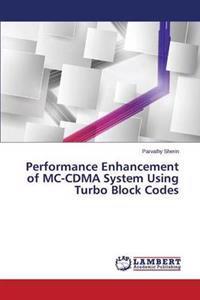Performance Enhancement of MC-Cdma System Using Turbo Block Codes