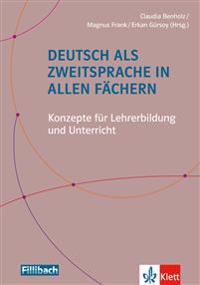Deutsch als Zweitsprache in allen Fächern
