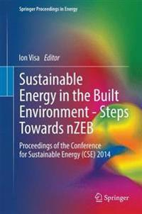 Sustainable Energy in the Built Environment