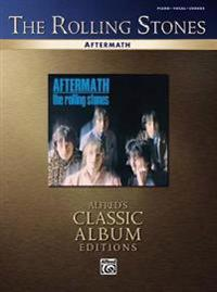 Rolling Stones -- Aftermath: Piano/Vocal/Chords