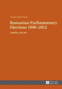 Romanian Parliamentary Elections 1990-2012