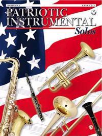 Patriotic Instrumental Solos: Horn in F, Book & CD [With CD]