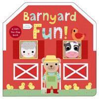 Little Friends: Barnyard Fun!: A Lift-The-Flap Book
