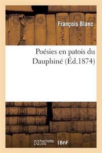 Poesies En Patois Du Dauphine