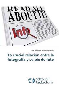 La Crucial Relacion Entre La Fotografia y Su Pie de Foto