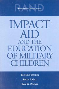 Impact Aid and the Education of Military Children