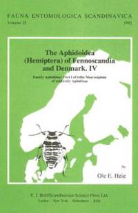 The Aphidoidea