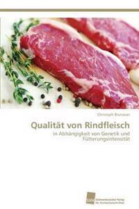 Qualitat Von Rindfleisch