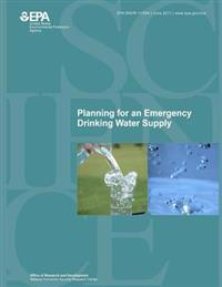 Planning for an Emergency Drinking Water Supply