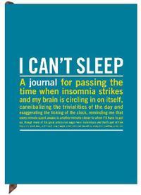 I Can't Sleep Inner-Truth Journal