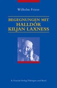 Begegnungen mit Halldór Kiljan Laxness
