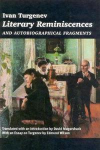 Literary Reminiscences and Autobiographical Fragments